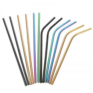 stainless steel straw reusable